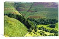 Grindsbrook Clough, Derbyshire