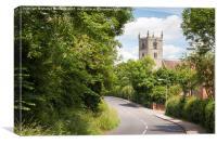 St Andrew's Church, Eakring, Nottinghamshire