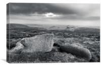 Gritstone Rocks, Kinder Scout, Peak District