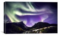 Aurora, Canvas Print