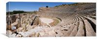 Ephesus Theatre, Canvas Print