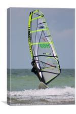 Windsurfer 1, Canvas Print