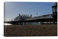 Brighton Palace Pier, Canvas Print