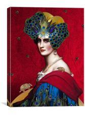 Josephine., Canvas Print