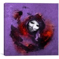 THE SECRET, Canvas Print