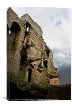 Bolton Castle Ruins
