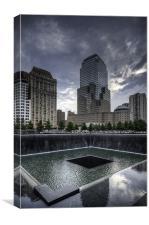 Ground Zero, Canvas Print