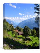 Swiss Country Side