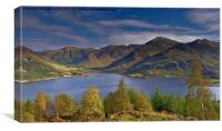 Skye Light, Canvas Print