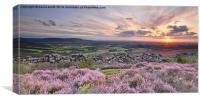 The  Colour Purple, Canvas Print