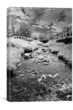 Hutton-le-Hole, Canvas Print