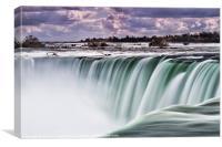 Horseshoe Falls Niagara, NY, Canvas Print