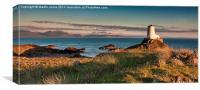 LLandywyn Island, Canvas Print