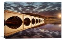 Lancasters over the Bridge, Canvas Print