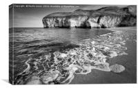 Flamborough, Canvas Print