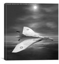 Cuban Missile Crisis 1962 - Constant Readiness, Canvas Print