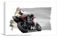BMCRC Club Bike Championships, Canvas Print