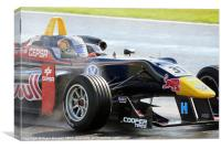 British F3/GT Championships, Canvas Print