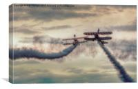 Breitling Stearman Wingwalkers Pass