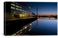 BBC Scotland, Canvas Print