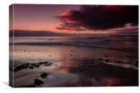 Broughty Ferry Sunrise, Canvas Print
