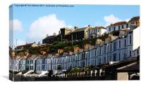 Porthleven, Cornwall, Canvas Print