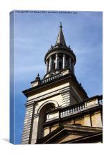 All Saints Church Oxford Hight Street, Canvas Print