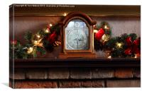 Christmas Time, Canvas Print