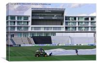 Hilton Ageas Cricket, Canvas Print