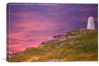 Portreath, Canvas Print