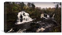 Bonnington Linn, Canvas Print