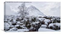 Buachaille Etive Mor Winter Delight