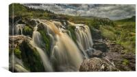 Fintry Loup, Canvas Print