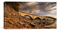 The Arches, Canvas Print