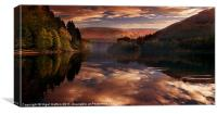 Howden View, Canvas Print
