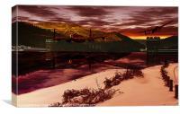 Homeward Bound, Canvas Print
