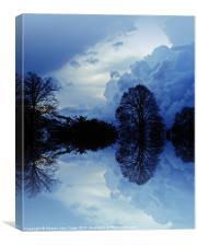 Storm Clouds, Canvas Print