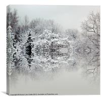 A winters tale, Canvas Print
