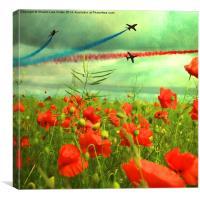 Remembrance , Canvas Print