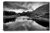Muckross Lake in Killarney National Park, Canvas Print