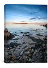 Across the Foyle Bay, Canvas Print