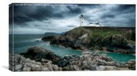 Fanad Lighthouse - Donegal, Ireland., Canvas Print