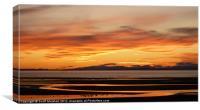 Oranjeboom - Burghead, Canvas Print