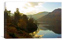 Ullswater Autumn, Canvas Print