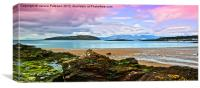 Little Cumbrae, Canvas Print