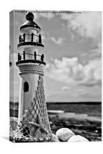 Little Lighthouse, Canvas Print