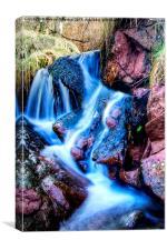 Millport Stream, Canvas Print