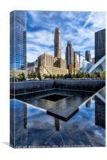 Ground Zero , Canvas Print