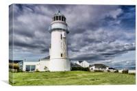 Toward Point Lighthouse, Canvas Print