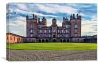 Drumlanrig Castle, Canvas Print